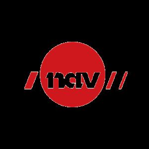 nav logo kunde av flowize nordic
