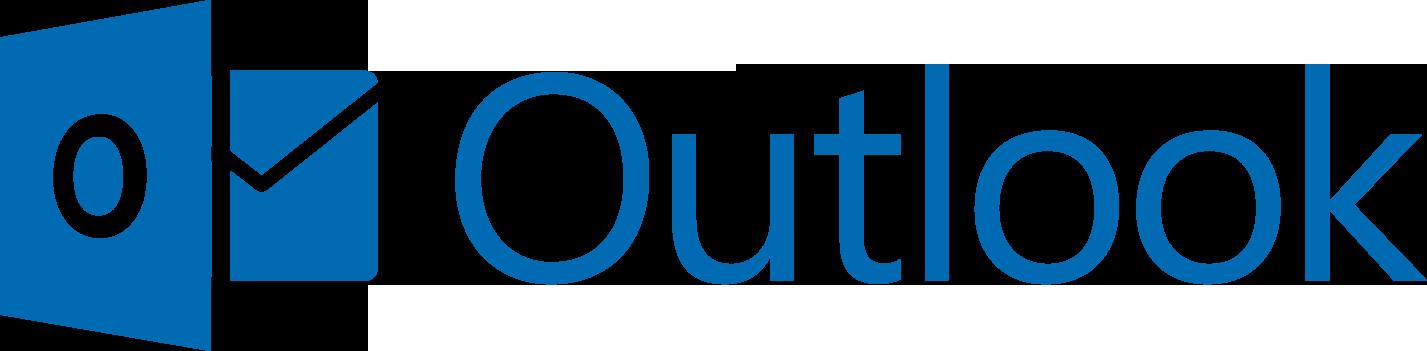 outlook logo - pre-built integration API on platform