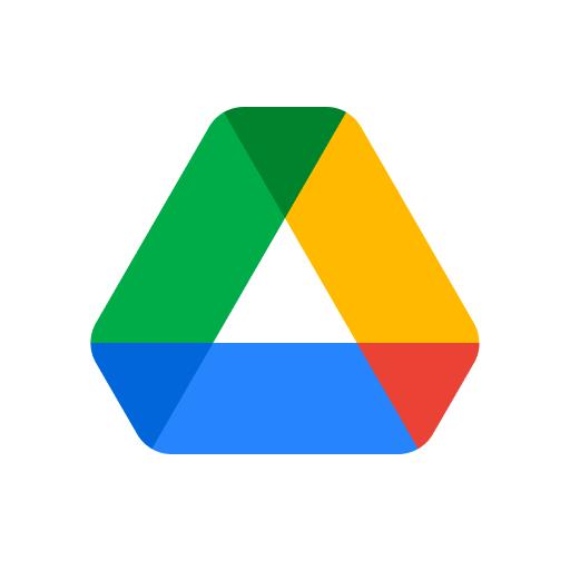 google drive logo - pre-built integration API on platform